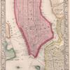 Plan of New York, &c.