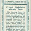 French dirigible Lebaudy type.