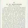 Raymond W. Westwood, Bolton Wanderers.