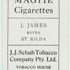 J. James, Rover, St. Kilda.