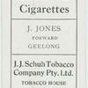 J. Jones, Forward, Geelong.