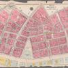 Plate 1: [Bounded by Beaver Street, Broad Street, Exchange Place, William Street, Cedar Street, Pearl Street, Pine Street, South Street, Whitehall Street, and State Street]