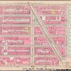 Plate 87: [Bounded by W. 65th Street, Central Park West, W. 59th Street, and Amsterdam Avenue]