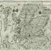 The Kingdom of Scotland. [Map.]