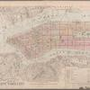 Outline & Index Map of New York City. Index I.
