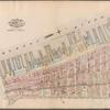 Plate 2: Bounded by West Street, (Hudson River, Piers 1-21), Reade Street, Broadway, and Battery Place.]
