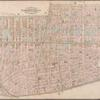 [Plate 4: West Broadway, Canal Street, Sullivan Street, W. Houston Street, Bowery Street, New Bowery Square, New Chambers Street, Chambers Street, Broadway and Reade Street.]