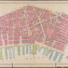 [Plate 3: Bounded by William Street, N. William Street, Park Row, Chatham Square, Market Street, Market Slip, [Hudson River, Piers 15-29] South Street, and Liberty Street.]