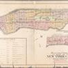 Index: Borough of Manhattan. Scale 1800 feet to the Inch. LEGEND, [Battery Park - 158th Street].