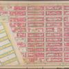 Plate 13: Bounded by W. 25th Street, Seventh Avenue, W. 14th Street, [Hudson River, Pierhead Line, Piers 57-62], and Thirteenth Avenue.]