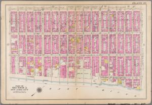 [Plate 29: Bounded by Second Avenue, E. 84th Street, East End Avenue, [East River] Exterior Street, and E. 68th Street.]