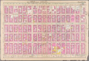 [Plate 30: Bounded by Fifth Avenue, E. 97th Street, Second Avenue, and E.83rd Street.]