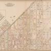 Plate 20: Bounded by Saratoga Avenue, Chauncey Street, Stuyvesant Avenue, Hart Street, Lawton Street, Van Buren Street and Broadway. (includes sub-plan of Bushwick Ave. - Lawton St. - Broadway - Myrtle St.)]