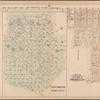 Plate 35: Bounded by Fifth Avenue, Prospect Avenue, Ninth Avenue, Gravesend Avenue, Fort Hamilton Avenue and Thirty-eighth Street. (Includes the Plan of Greenwood Cemetery.)]