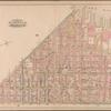 Plate 3: Bounded by Van Brunt Street (East River), Harrison Street, Columbia Street, Amity Street, Court Street, and Hamilton Avenue.