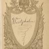 Germany. Westphalia. 1809.