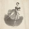Giovannina King [prima ballerina assoluta nel Teatro Valle in Roma l'autunno 1844.