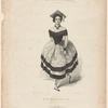 La smolenska, as danced by Miss Mary Ann Lee. [Lithograph] B. W. Thayer & Co's. Lithogy.
