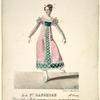 La pre. danseuse (Mlle Fanny) dans Clary, ballet pantomime en 3 actes.