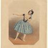 Clara Vestris Webster [facsimile signature] as Nancy, in Lady Henrietta; or The statute fair