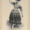 Fanny Essler [sic] [Lithograph by] Alex. Lacauchie. Lith: J. Rigo et Cie.