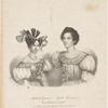 Adelaide Grassi, Egidio Priora, primi ballerini assoluti nel nobile Teatro di Apollo nel carnevale del 1832