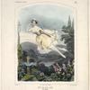 Melle Carlotta Grisi dans Giselle. [Lithograph by Challamel] Imp. Bertauts.