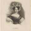 Mla. Noblet, dell'Accademia reale di musica