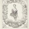 Marietta Baderna, allieva de' sig'ri conjugi Blasis, professori di perfezionamento all' I. R. Accademia di ballo in Milano. Prima danzatrice all' I. R. Teatro alla Scala, la primavera del 1846, alcuni ammiratori D. D.