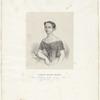 Carlotta Ranieri Pochini, prima ballerina assoluta nel gran Teatro di Apollo, carnevale 1852