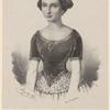 Ad Augusta Maywood Ravenna plaudente, 1852.