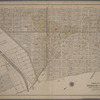 [Plate 4: Bounded by Rapelje Avenue, Woolsey Avenue, Flushing Avenue, Old Bowery Bay Road, Woodside Avenue, Middleburg Avenue, Celtic (Woodside) Avenue, Foster Avenue, Laurel Hill Avenue, Skillman Avenue, Harold Avenue and Jackson Avenue.]