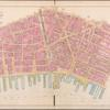 Plate 3: Bounded by William Street, Park Row, Division Street, Market Street, Market Slip, South Street (Hudson River, Piers 19-38), Maiden Lane and Liberty Street.