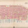 Plate 6: Bounded by Division Street, Grand Street, Corlears Street, South Street (East River, Piers 38-54, and Market Street.]