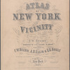 Atlas of New York and vicinity : from actual surveys
