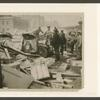 Disasters - building cave-in and explosion at 23rd Street.