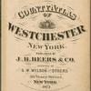 County atlas of Westchester, New York. Published by J.B. Beers & Co., assisted by S.W. Wilson and others. [Title page.]
