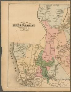Plates 40 & 41: Town of Mount Pleasant, Westchester Co. N.Y.