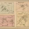 Plate 77: Bedford. - Bedford Station. - Katanoh, Town of Bedford, N.Y. - Mount Kisco, Town of Bedford and New Castle, Westchester Co. N.Y.