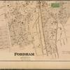 Plates 17 & 18: Fordham, Town of West Farms, Westchester Co. N.Y.