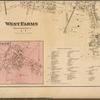 Plates 19 & 20: West Farms, Westchester Co. N.Y. - Waverly, Town of East Chester.