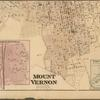 Plates 30 & 31: Mount Vernon, Town of East Chester, Westchester Co. N.Y.
