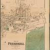 Plates 48 & 49: Plan of Peekskill, Westchester Co. N.Y.