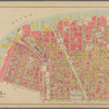 Plate 1: [Bounded by Plymouth Street, Washington Street, John Street, Bridge Street, Marshall Street, Little Street, Evans Street, Hudson Avenue (United States Navy Yard), Prospect Street, Navy Street, Tillary Street, Fulton Street, Clark Street, Furman Street (East River Piers), Water Street, and Dock Street]