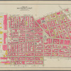 Plate 2: Bounded by Clark Street, Fulton Street, Tillary Street, Gold Street, Willoughby Street, Bond Street, Atlantic Avenue, Court Street, Amity Street, Columbia Street, Atlantic Avenue and (East River) Furman Avenue
