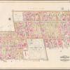 Double Page Plate No. 28: [Bounded by Flushing Avenue, Washington Avenue, Willoughby Avenue, Washington Park, Dekalb Avenue, Fulton Street, Bridge Street, Johnson Street and Navy Street.]