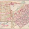 Double Page Plate No. 29: [Bounded by Washington Avenue, Kent Avenue, Division Avenue, Marcy Avenue, Heyward Street, Lee Avenue, Flushing Avenue, Bedford Avenue and Willoughby Avenue.]