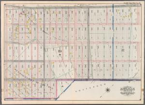 Double Page Plate No. 22: [Bounded by Eighteenth Avenue, 65th Street, Twenty-Second Avenue, 78th Street, Twenty-Third Avenue and 86th Street.]