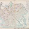 Index Map to Volume Two. Atlas of the Brooklyn Borough of the City of New York.