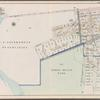 Double Page Plate No. 23: [Bounded by (U.S. Government Reservation) Fort Hamilton Avenue, 86th Street, Bay 2nd Street, Benson Avenue, Delaplaine Street, Atlantic Avenue, (Dyker Beach Park) Seventh Avenue, 170th Street, Battery Avenue, Cropsey Avenue, Dahgreen Place and (Atlantic Avenue) 92nd Street.]